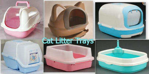 Cat Litter Trays Series