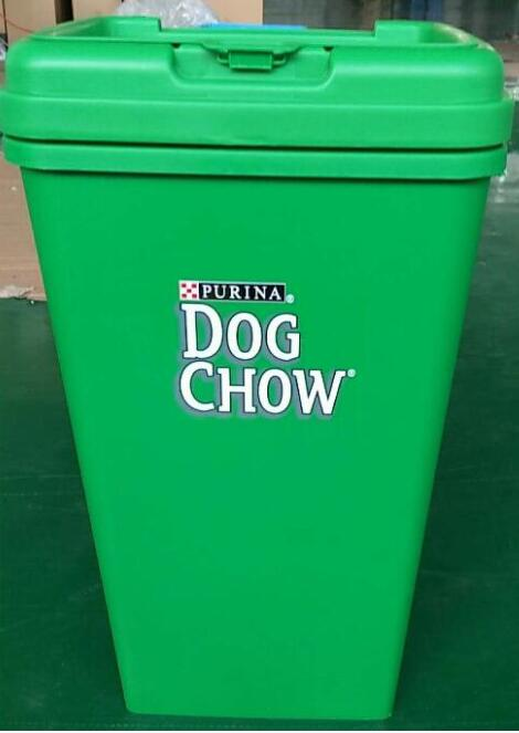 New 20KG pet food container