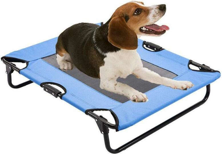 AFFEP012 foldable elevated pet bed