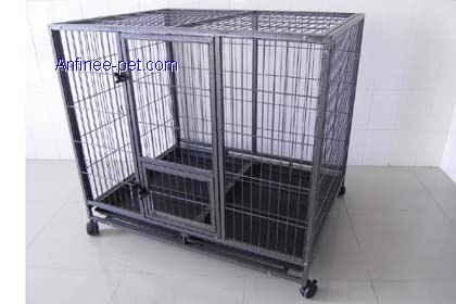 Metal Dog Crates, and wire cages - Innotek, Petsafe, Perimete,r